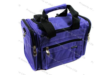 three peaks range bag purple 10 quot x5 quot small size
