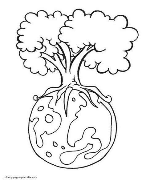 coloring sheets earth day printables coloring pages for earth day