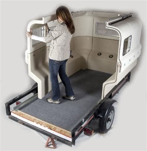 Temporary Cabinet Covers by Teal Panels Let You Build Modular Campers And Temporary