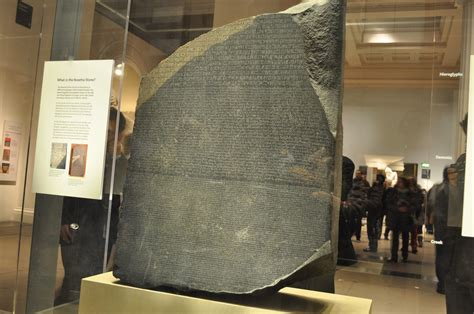 rosetta stone museum british museum top ten exhibits the must see items if