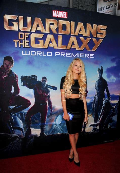Guardian Of The Galaxy 07 kelli berglund guardians of the galaxy la premiere 07