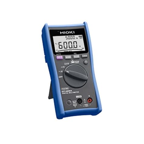 Multimeter Digital Hioki digital multimeter hioki dt4254 price hioki