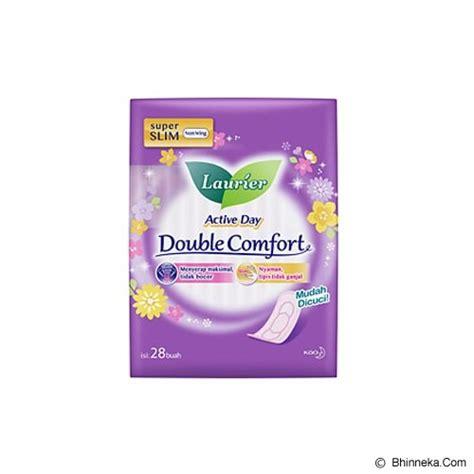 Harga Pembalut Wanita Laurier by Jual Laurier Comfort 28pcs 596459 Pembalut