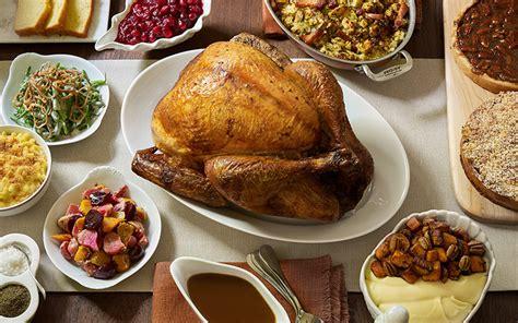 best dinners the 9 best restaurants in l a doing thanksgiving dinner