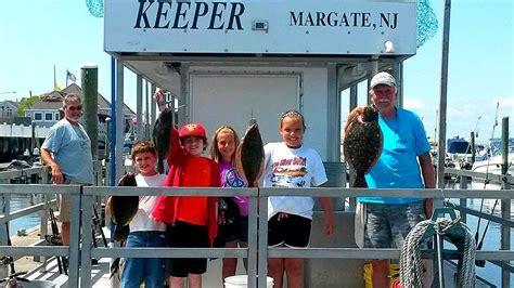 pontoon boat rental margate nj margate fishing downbeach buzz