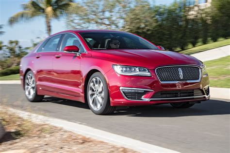 lincoln mk5 2017 lincoln mkz 3 0t awd test the smooth sleeper
