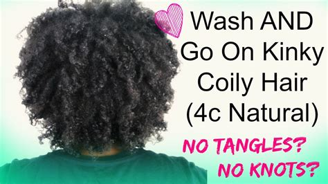 my defined wash and go on 4c 4b natural hair youtube wash and go on 4c natural hair newhairstylesformen2014 com