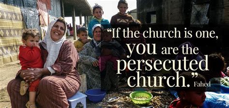 persecution of the church