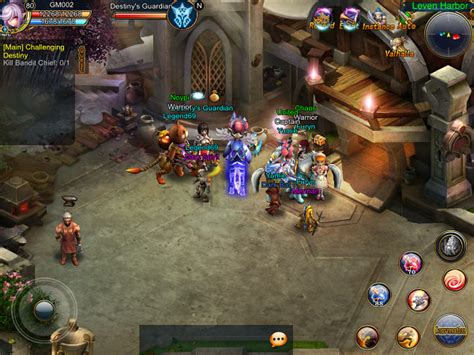 android mmorpg king the mmorpg launches on android and ios news from the gamers temple