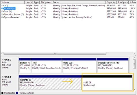 cara format hardisk seperti baru cara membuat partisi baru hardisk eksternal tanpa software