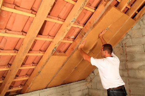 coibentare il soffitto coibentazione tetto come effettuare una coabitazione