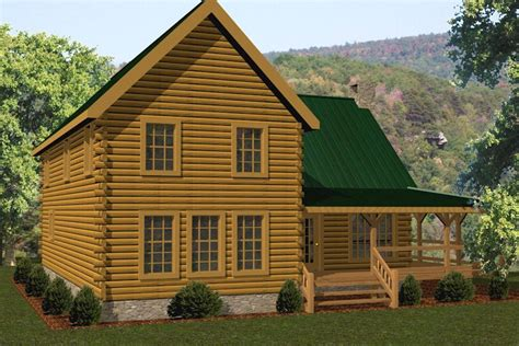 big woods battle creek log homes