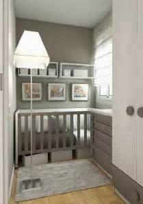 Baby Nursery Decorating Ideas For A Small Room 15 Pomysł 243 W Na Nieduży Pok 243 J Dziecka Zdjęcia Inspiracje Porady