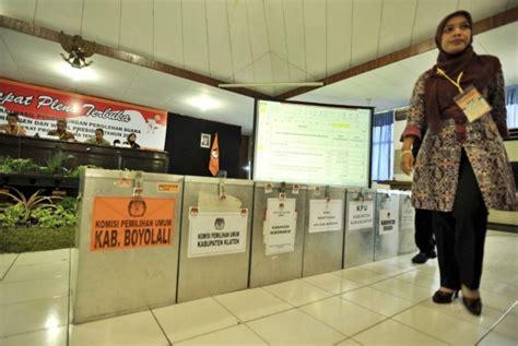 Pemilu Perselisihan Hasil Pemilu Dan Demokrasi D385 ini 4 skenario jika pilpres dibawa ke mk republika