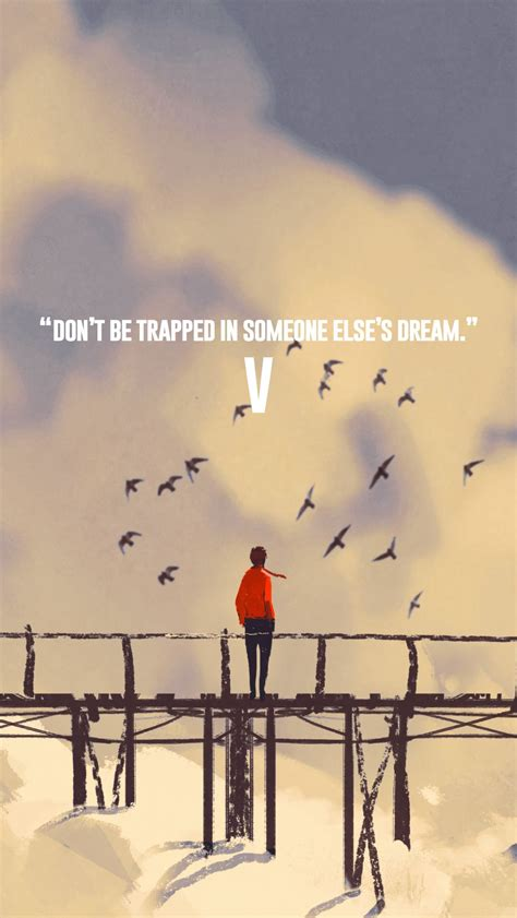 bts wallpapers i love this quote so much omg bts babes bts bangtan boys v credit http omnis amans amens