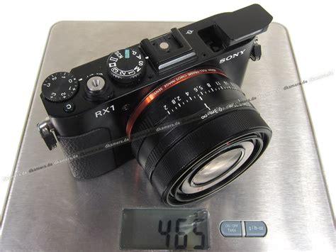 Kamera Sony Dsc Rx1 die kamera testbericht zur sony cyber dsc rx1