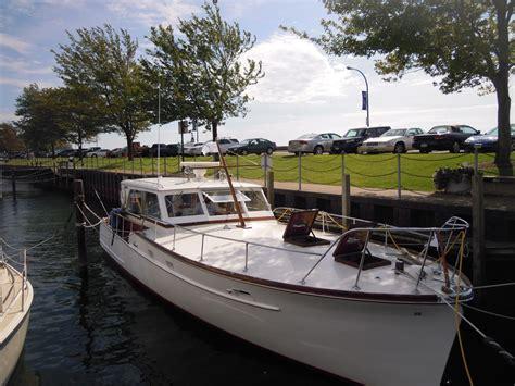 boat loans buffalo ny 1957 matthews convertible sedan power boat for sale www