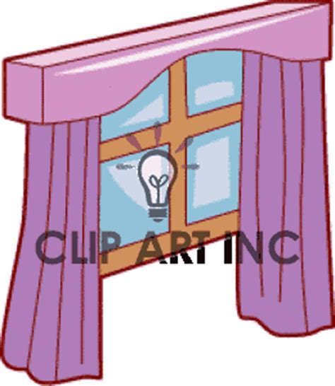 Bedroom Curtains Clipart Window With Curtains Car Pictures Car