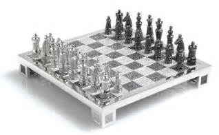 Unusual Chess Sets Most Expensive Diamond Chess Set By Charles Hollander