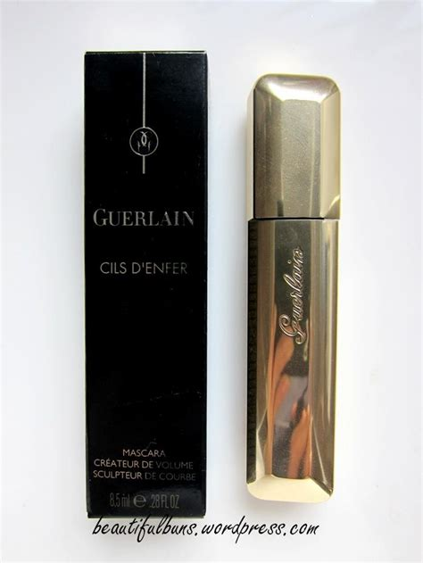 Mascara Guerlain review guerlain maxi lash mascara beautifulbuns a