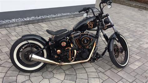 98 Harley Davidson by 98 Sportster Bobber Adsleaf