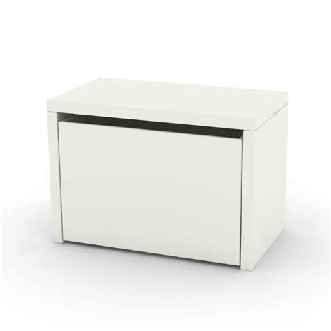 Attrayant Chambre Violet Et Blanc #3: table-de-chevet-coffre-de-rangement-blanc-flexa-play.jpg