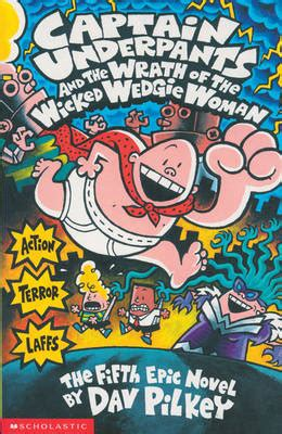 captain underpants and the wrath of the wedgie color edition captain underpants 5 books readers warehouse store captain underpants and