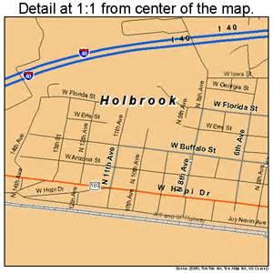 holbrook arizona map holbrook arizona map 0433280