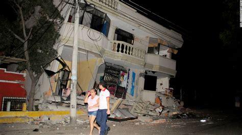 earthquake ecuador ecuador and japan earthquakes are they related cnn