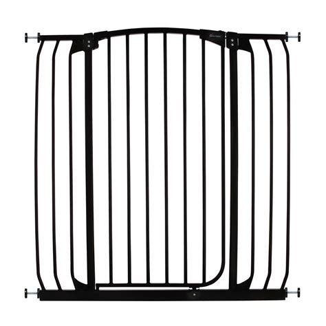 dreambaby extra tall swing close gate dreambaby chelsea extra tall extra wide gate f191