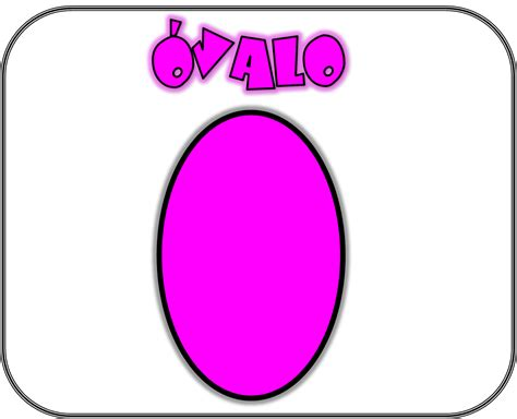 Figuras Geometricas Ovalo | carteles de las figuras geom 233 tricas figura ovalo
