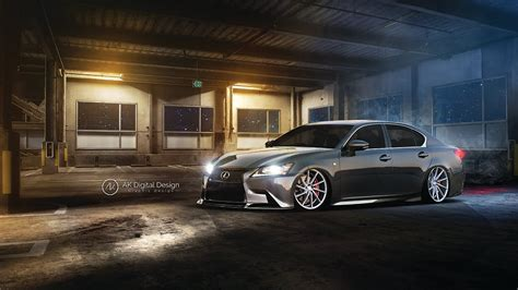 modified lexus is lexus gs 350 modified virtual tuning youtube