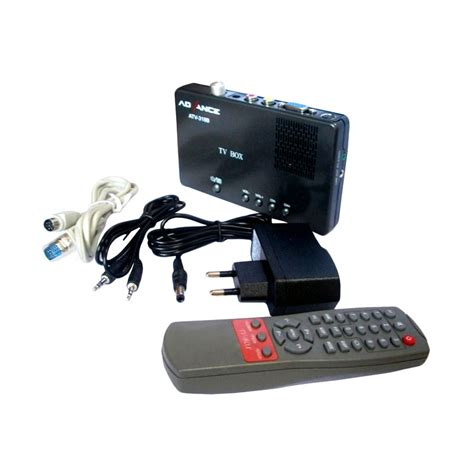Tv Tuner Advance Lcd jual advance crt atv 318b tv tuner harga kualitas terjamin blibli
