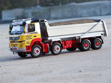volvo track my order volvo fmx by hookway great britain a n model trucks