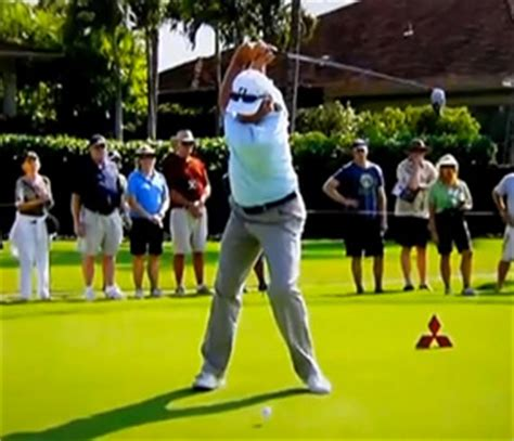 fred couples swing analysis quot it should feel oily quot fred couples golf swing analysis