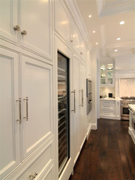Floor To Ceiling Kitchen Cabinets Floor To Ceiling Kitchen Cabinets Traditional Kitchen Prestige Mouldings Construction