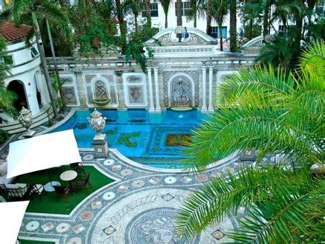 versace house miami once listed at 125 million versace mansion sells at