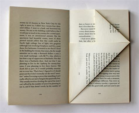 How To Make A Foldable Book Out Of Paper - folded books