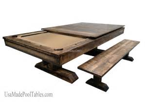 Used Bumper Pool Table Rustic Table Rustic Pool Tables Rustic Dining Table