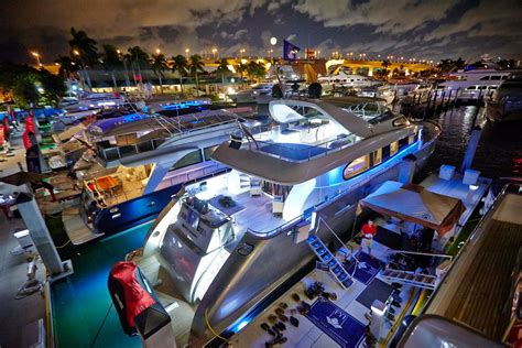 florida in water boat shows yacht city the fort lauderdale international boat show 2015