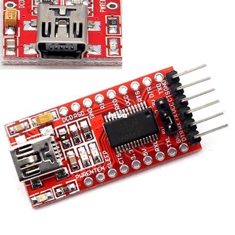 Ftdi Ft232rl Usb To Ttl 5v 3 3v ftdi ft232rl usb to ttl serial converter adapter module 5v
