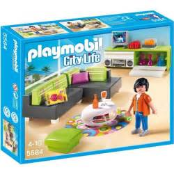 playmobil 5584 salon moderne achat vente univers