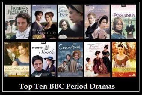 film drama liste enchanted serenity of period films bbc period drama poll