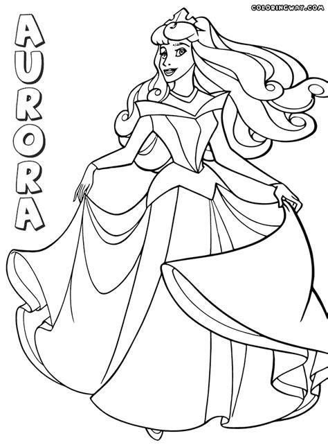coloring pages princess aurora princess aurora coloring pages coloring pages to