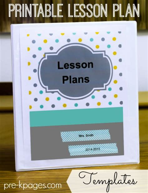 free printable lesson plan cover page lesson plan cover page template www pixshark com