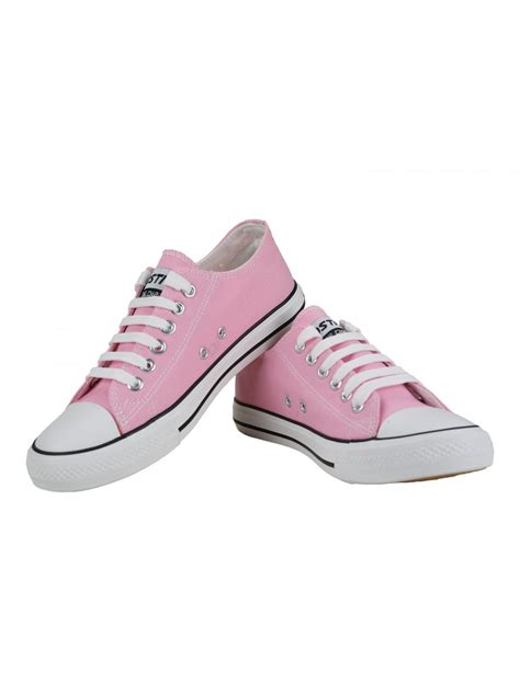 Casual Shoes 36 Pink vostro cl11 pink casual shoes vcs1020 36