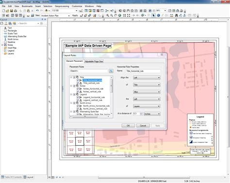 maplogic layout manager arcgis 10 production mapping for emergency management maps template