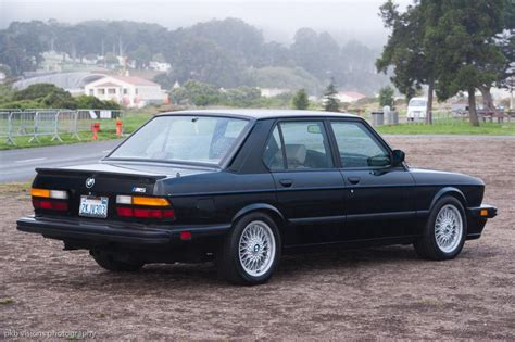 1988 Bmw M5 For Sale by 1988 Bmw M5 German Cars For Sale