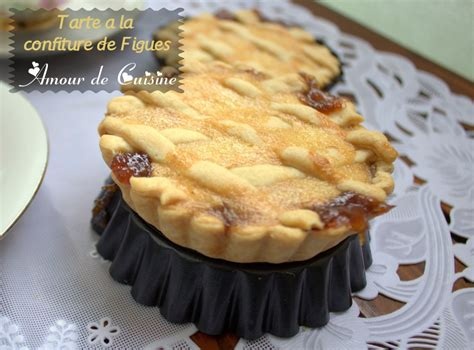 amour de cuisine fr tarte a la confiture de figues samira tv amour de cuisine