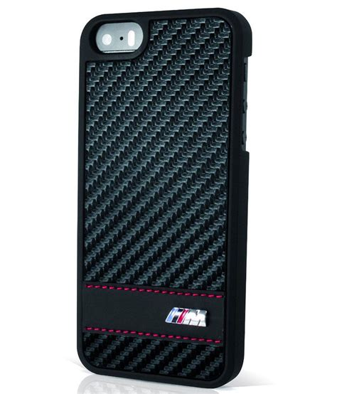 Slim Carbon Iphone 5 bmw licensed signature slim with carbon effect
